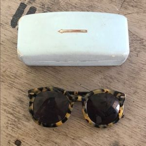 Karen Walker Sunglasses USED
